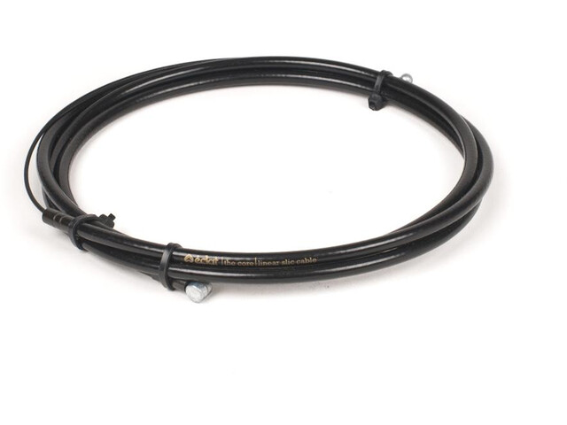Eclat The Core BMX Brake Cable 130cm, black